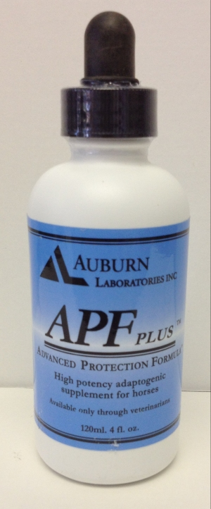 120 Ml Bottle Animal Health & Veterinary Agriculture & Forestry Auburn Laboratories Apf Pro Equine